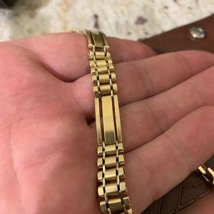 Other - Italian gold bracelet. 14k solid